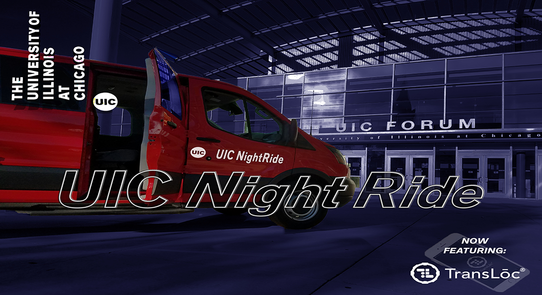 UIC Night Ride vehicle
